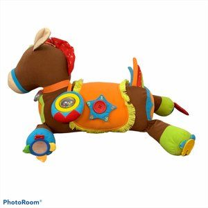 MELISSA & DOUG Giddy-Up and Play Activity Horse
